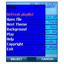 XSound Mp3 Player