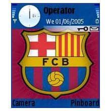 F.C Barcelona Theme