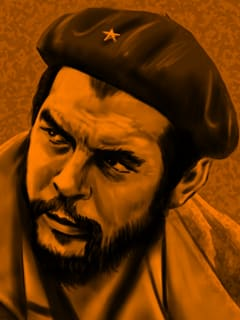 Handcrafted Che Guevara