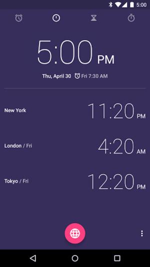 Orologio (Google Clock)