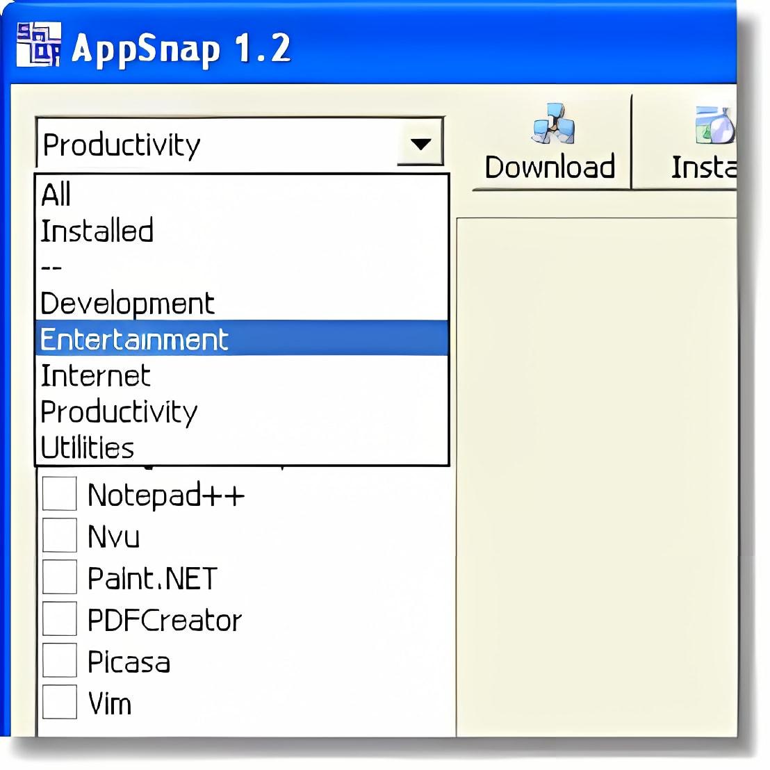 AppSnap