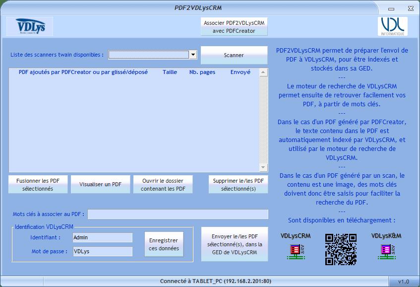 PDF2VDLysCRM