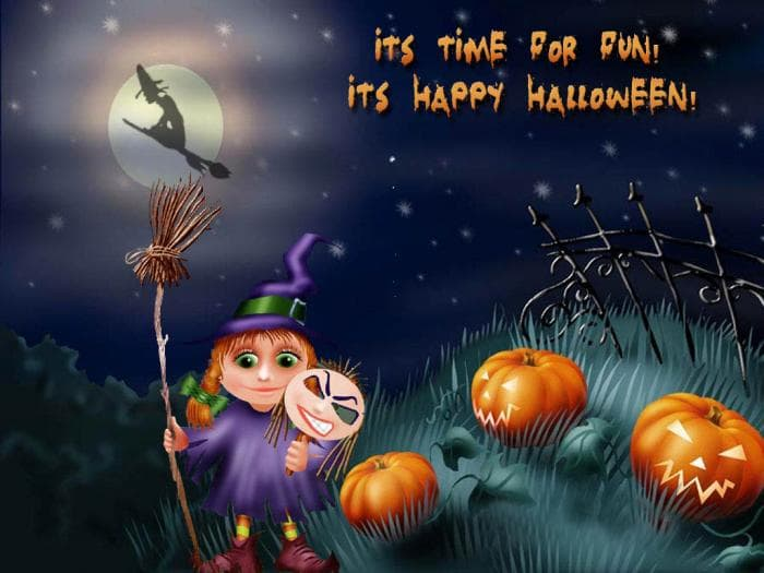 Free Fun Halloween Screensaver