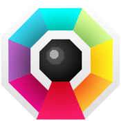 Octagon a minimal game with maximum challenge on the mac app store.