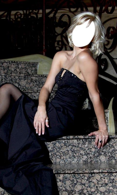 Prom Dress Photo Montage
