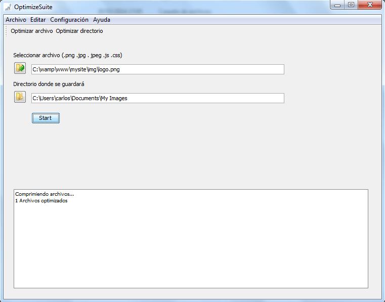 OptimizeSuite