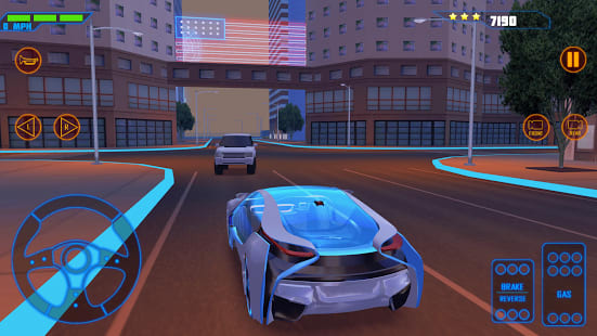 Concept Cars Driving Simulator