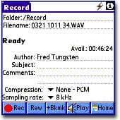 Audacity Digital Voice Recorder