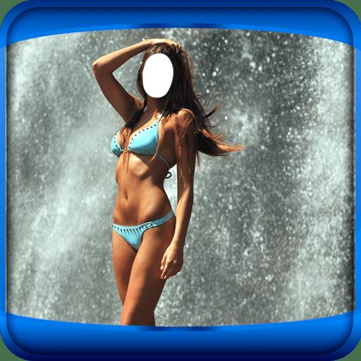 New Beach Bikini Suit Montage