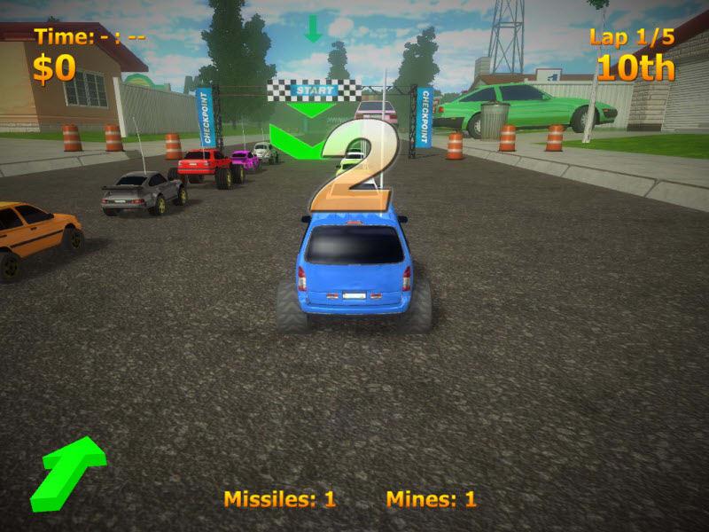 Download D Car Racing Games Free Full Version