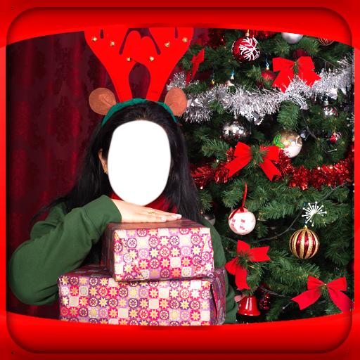 Christmas Photo Montage