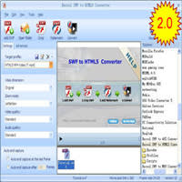 Recool SWF to HTML5 Converter