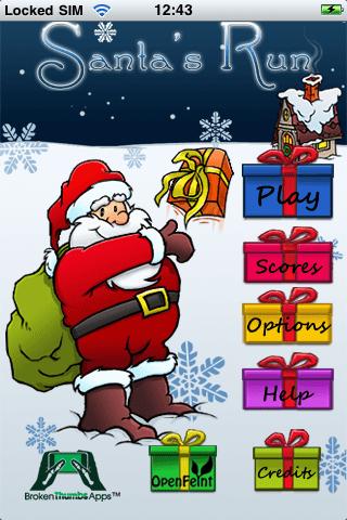 Santa's Run