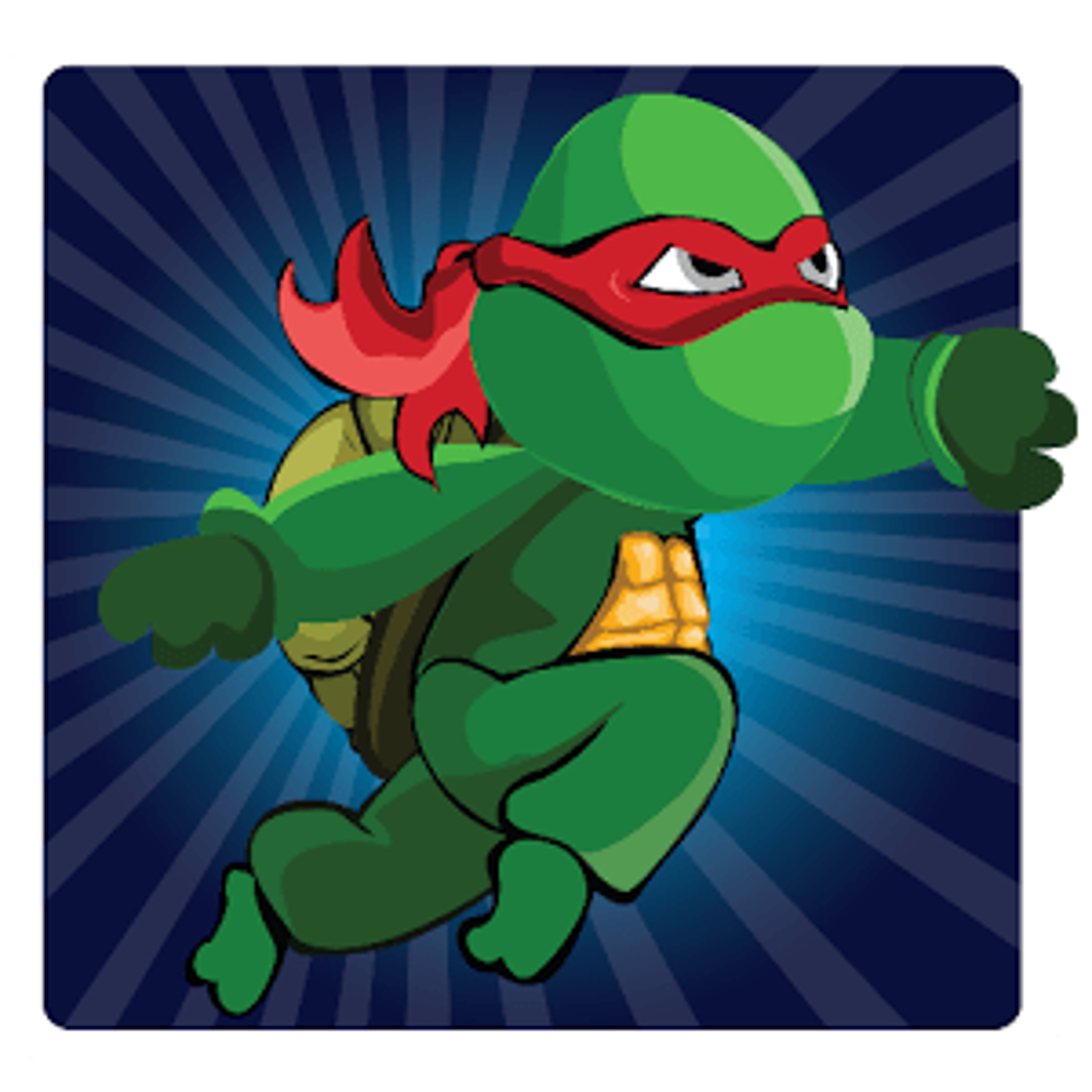 Ninja Turtle Double Jump