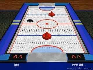 Elite Air Hockey