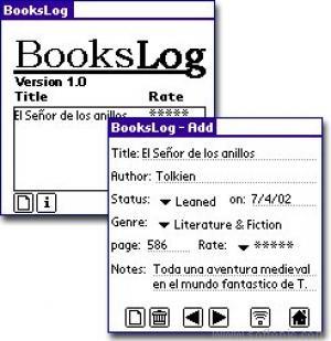 BooksLog