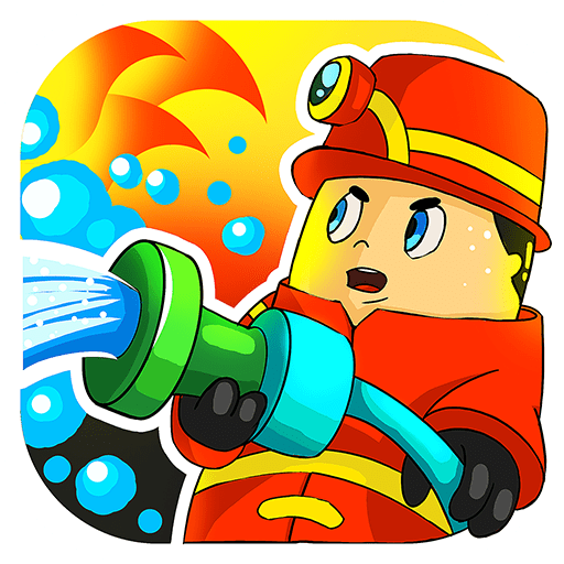 Fire Fighter - The Rescue Hero