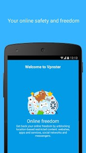 Vpnster: VPN for Android