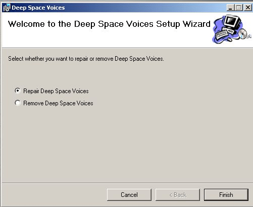 Deep Space Voices