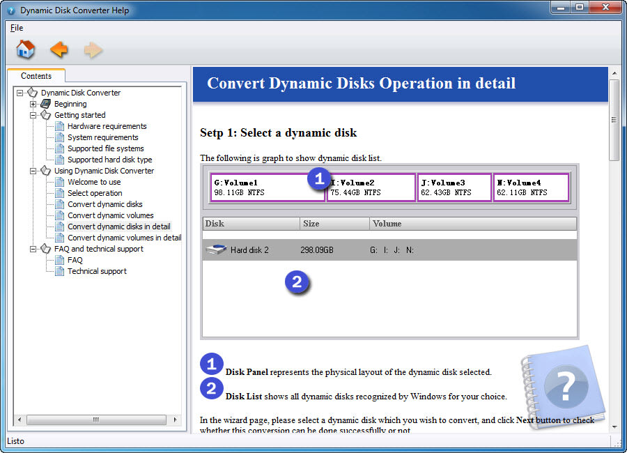 how to change dynamic disk to basic without losing data