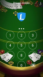 AppLock Tema Texas Poker