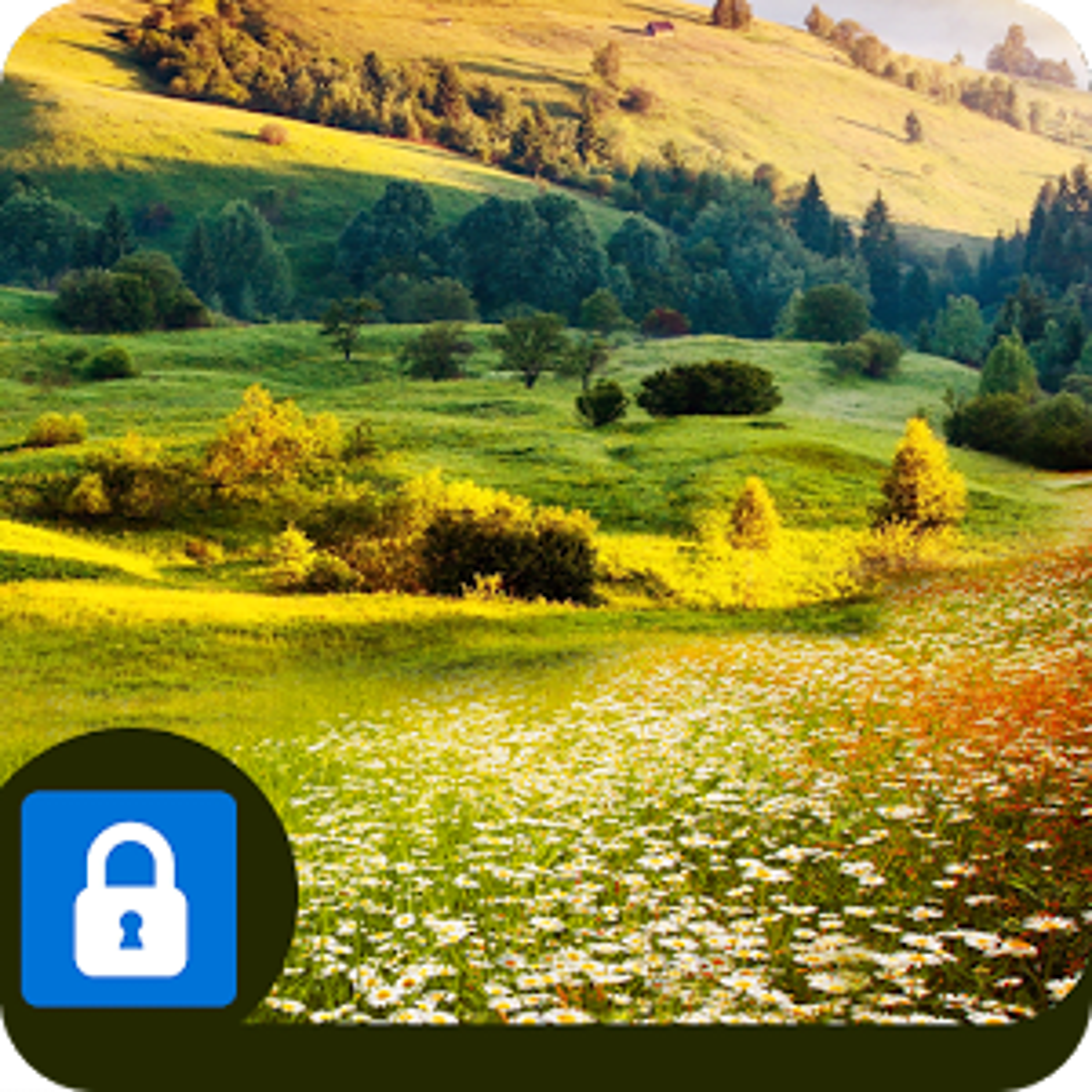 AppLock Theme Wild Beauty v1.1