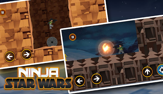 Star Ninja Go War  Galaxy Quest