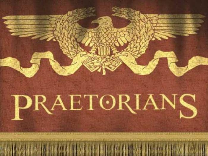 Praetorians patch