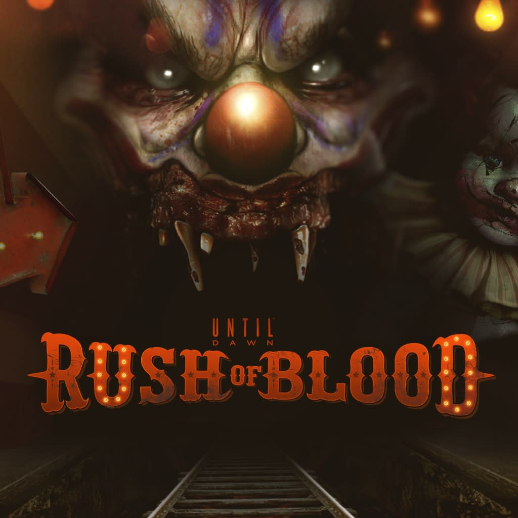 Until Dawn: Rush of Blood PS VR PS4
