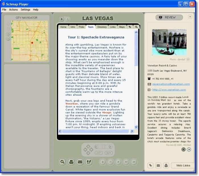Schmap Las Vegas Guide