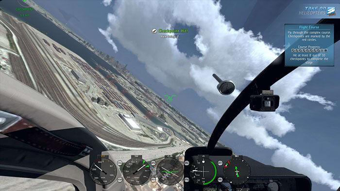 In Take On Helicopters Ubernimmt Man Das Kommando Uber Verschiedene Helikopter Macht Sich Mit Der Steuerung Von Hubschraubern Vertraut