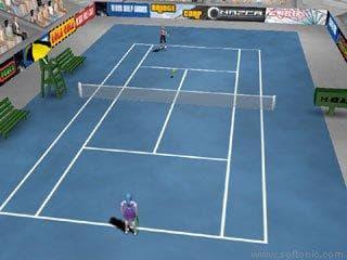 Anime Tennis Babes