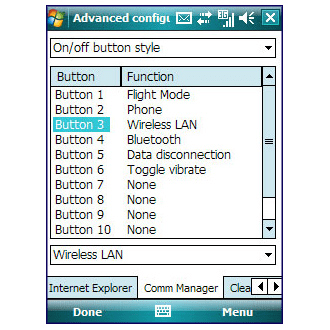 Advanced Configuration Tools