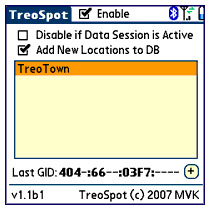 Centroid (TreoSpot)