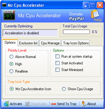 Cpu accelerator download