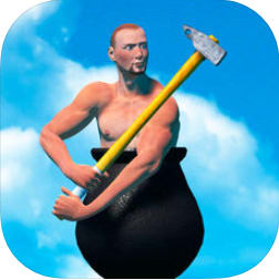 Getting Over It with Bennett Foddy 1.12