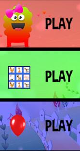 mini juegos para niños