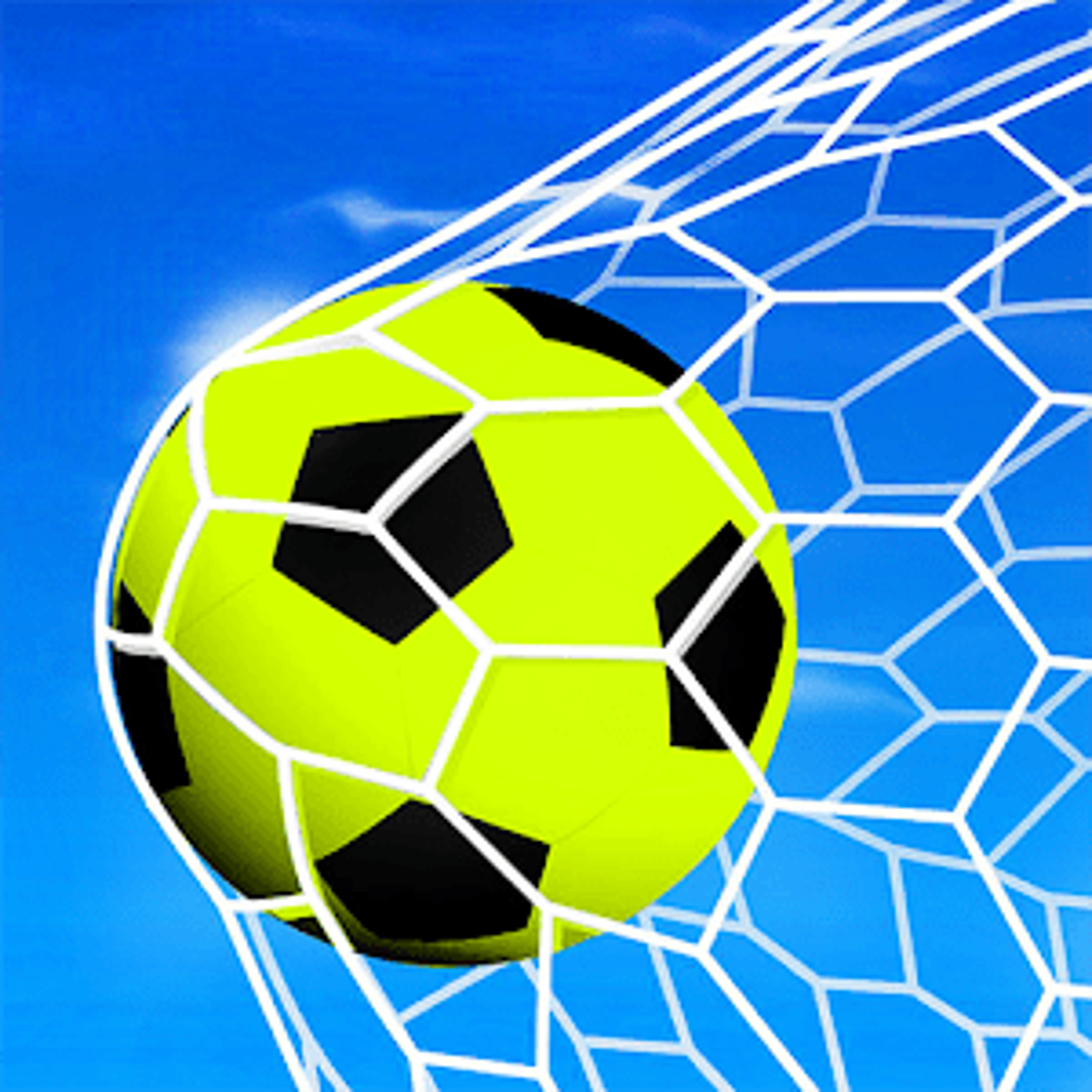 Penalty Shoot Football Match Soccer Game