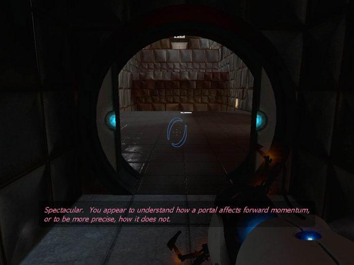 Portal: First Slice