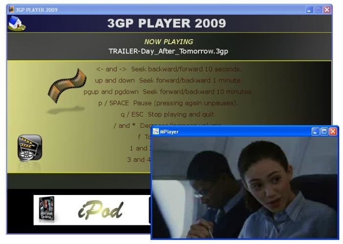 3GP Player