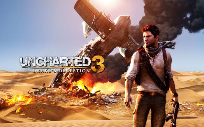 Uncharted 3 theme