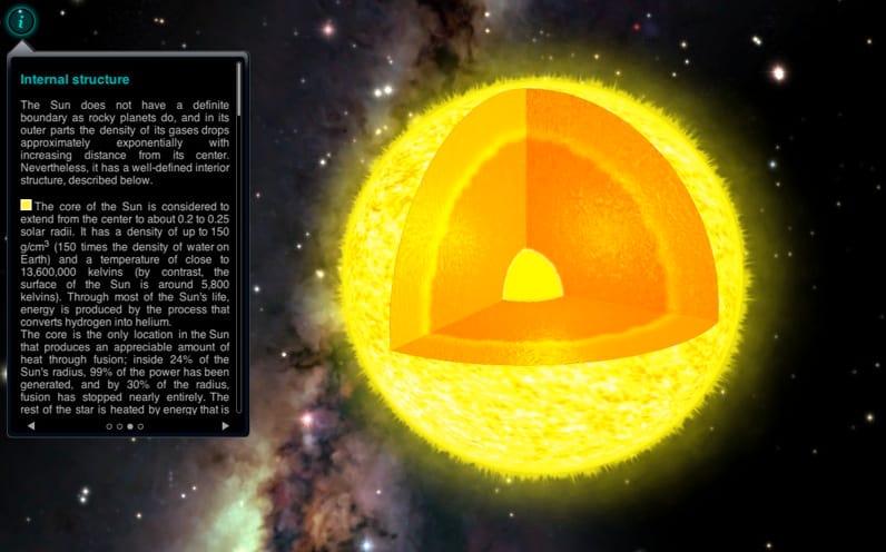 Solar walk 3d solar system model for mac download pros sciox Choice Image