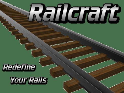 Railcraft für Minecraft