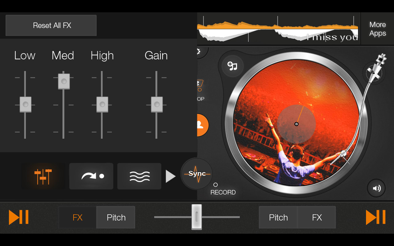 Edjing for windows 7 - Edjing Is The Perfect App For Mixing On Android With A Mixer And Two Turntables As Well As Many Effects It S The Perfect App For Djs