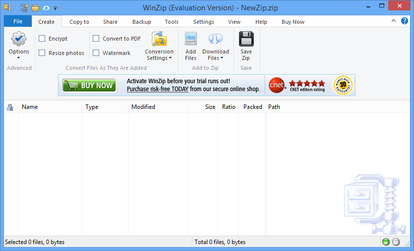 winzip zip download