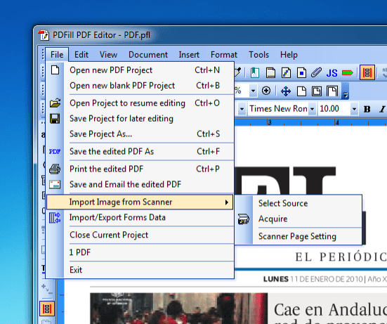 Download PDFill PDF Editor for Windows