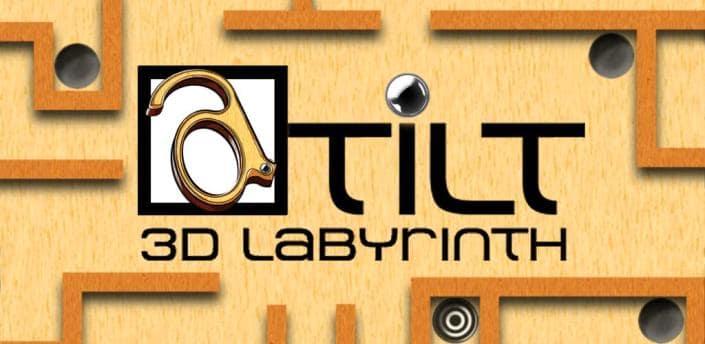 aTilt 3D Labyrinth Free