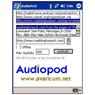 Audiopod
