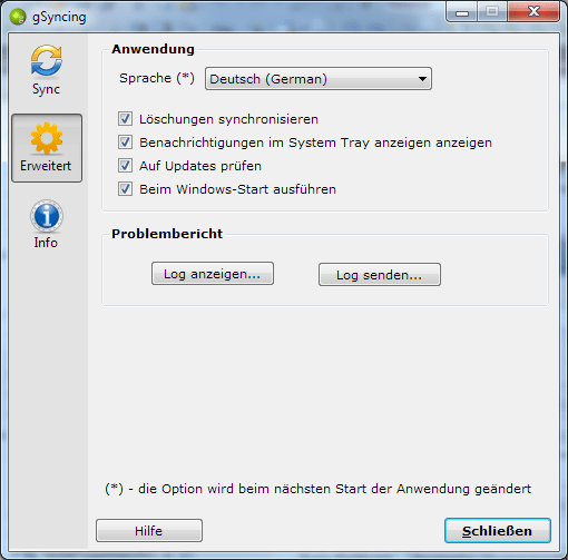 gSyncing (32-bit)