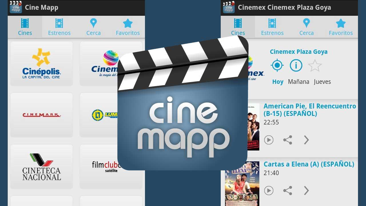 Cine Mapp